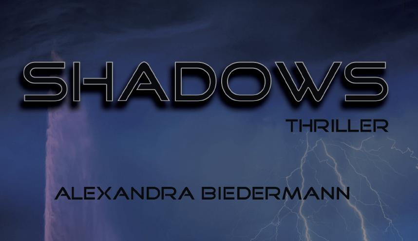 Haut de la page de la couverture de Shadows
